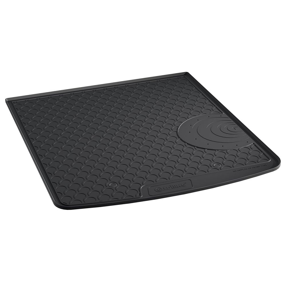 Tailored Black Boot Liner to fit Audi A6 Avant (C7) 2011 - 2018