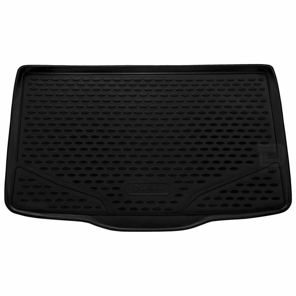 Tailored Black Boot Liner to fit Fiat 500L 2013 - 2021