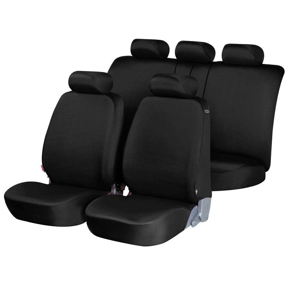 Darkness Black Premium Car Seat Cover Set