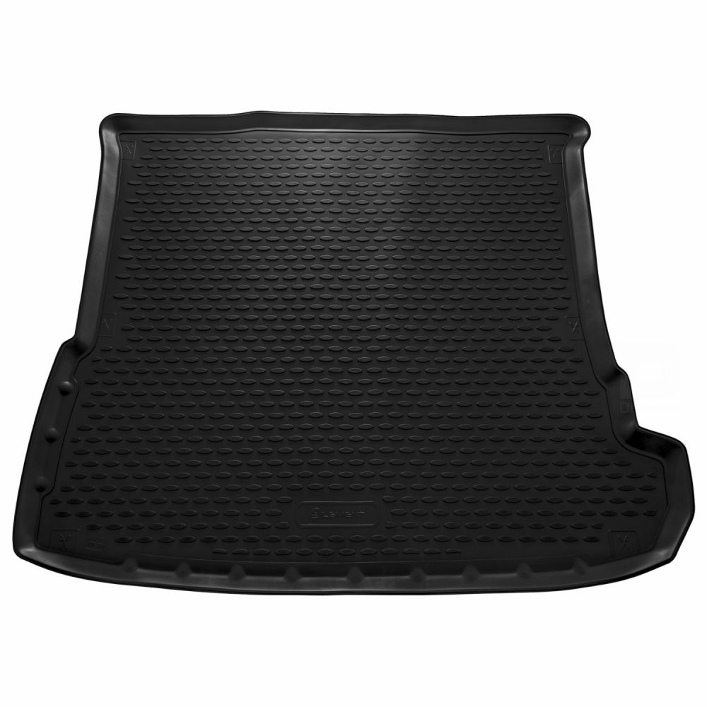 Tailored Black Boot Liner to fit Audi Q7 Mk.2 2015 - 2021