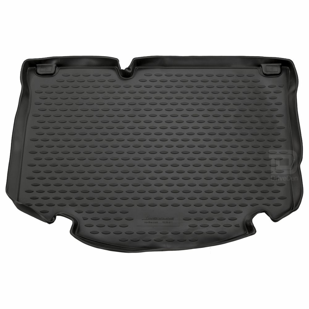 Tailored Black Boot Liner to fit Citroen DS3 2010 - 2015