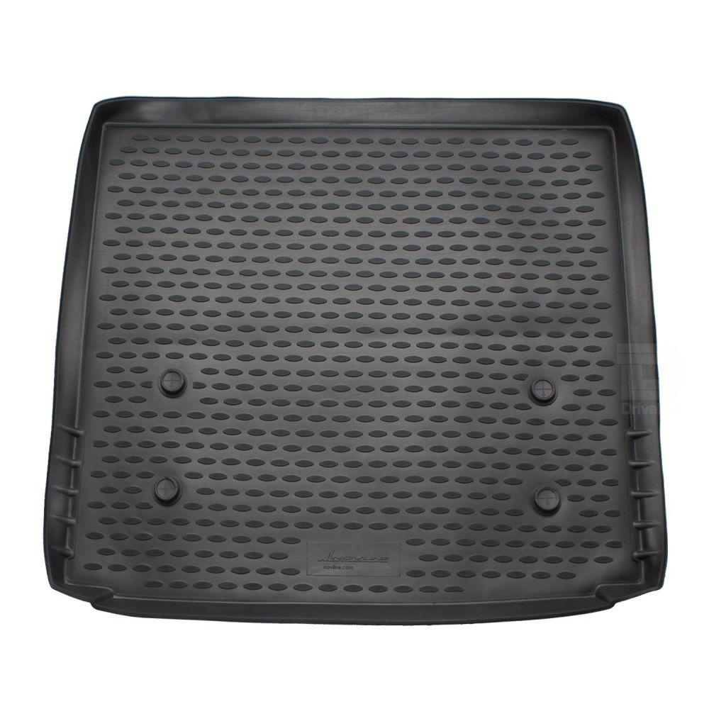 Tailored Black Boot Liner to fit BMW X1 (E84) 2009 - 2015