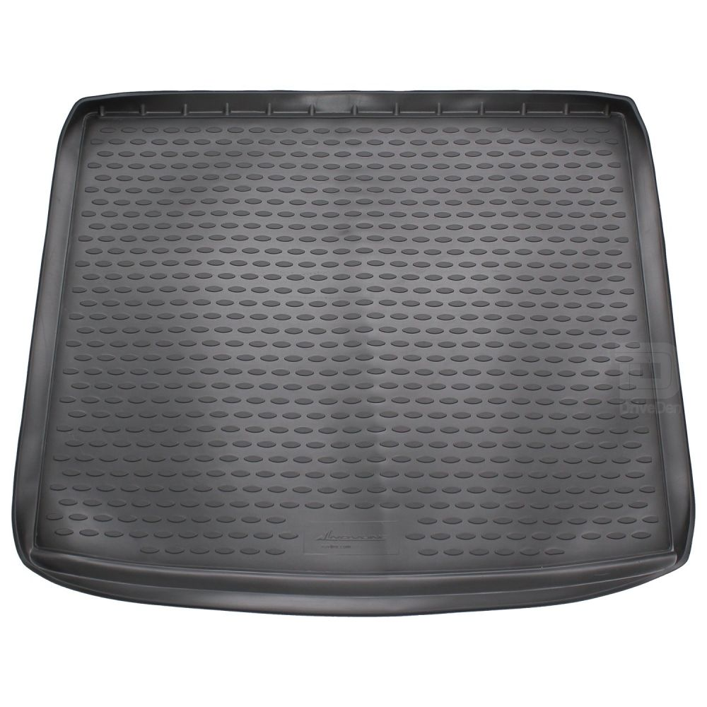 Tailored Black Boot Liner to fit Ford Grand C-Max 2010 - 2019 (Long Mat)