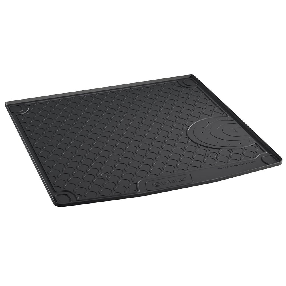 Tailored Black Boot Liner to fit Audi A4 Avant (B8) 2008 - 2015