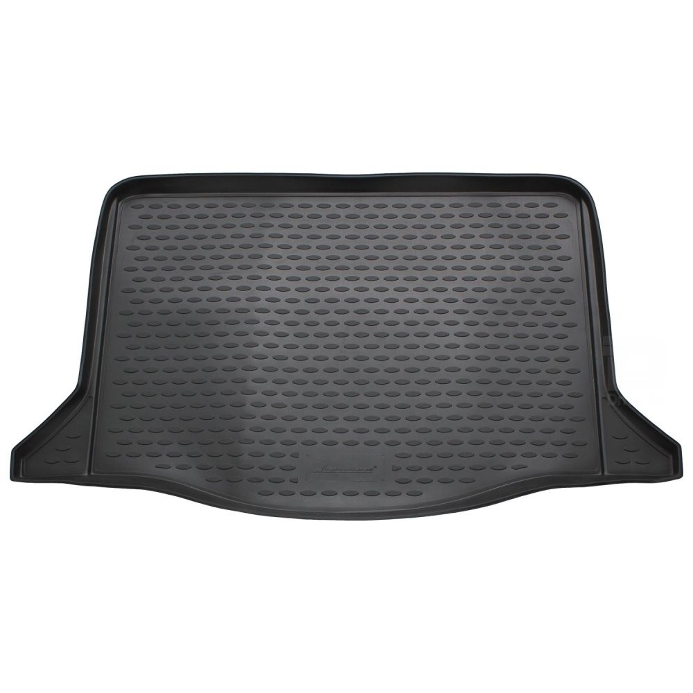 Tailored Black Boot Liner to fit Honda Jazz Mk.2 2008 - 2015