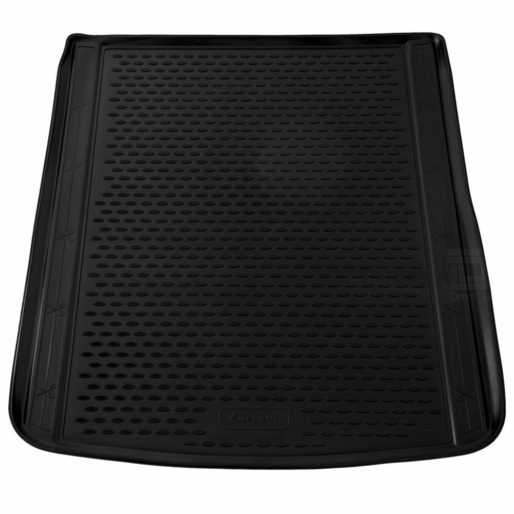 Tailored Black Boot Liner to fit Audi A6 Avant & A6 Allroad (C7) 2011 - 2018