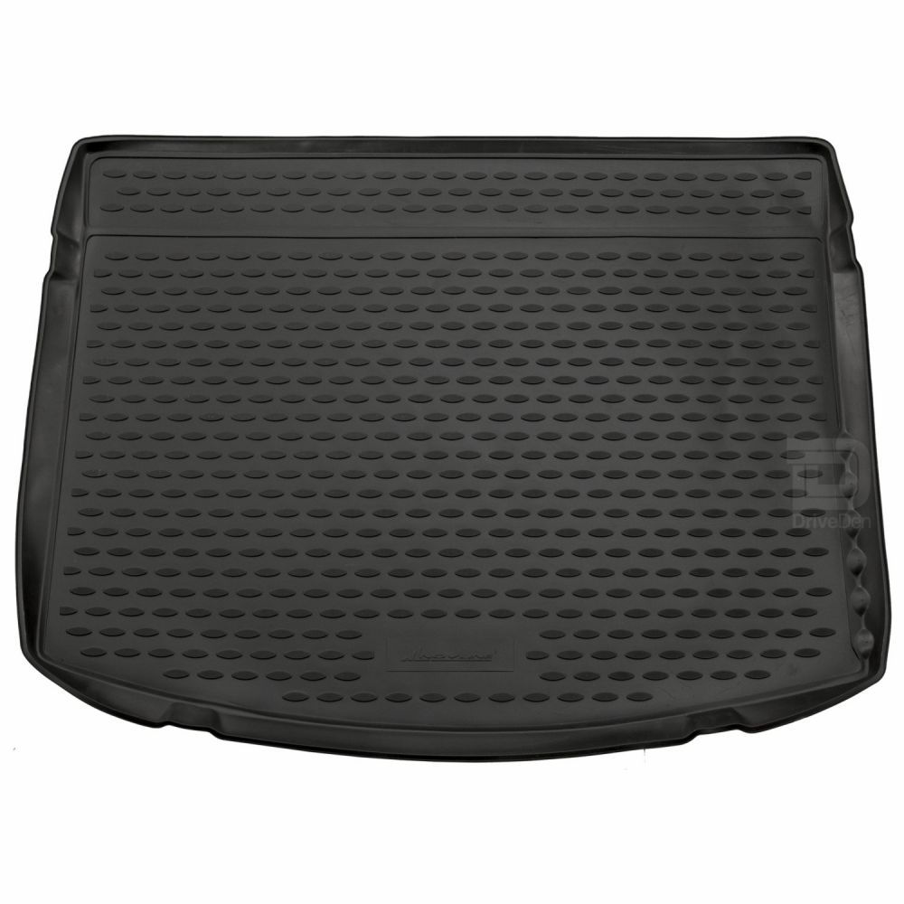 Tailored Black Boot Liner to fit Toyota Auris Hatchback Mk.2 2013 - 2018