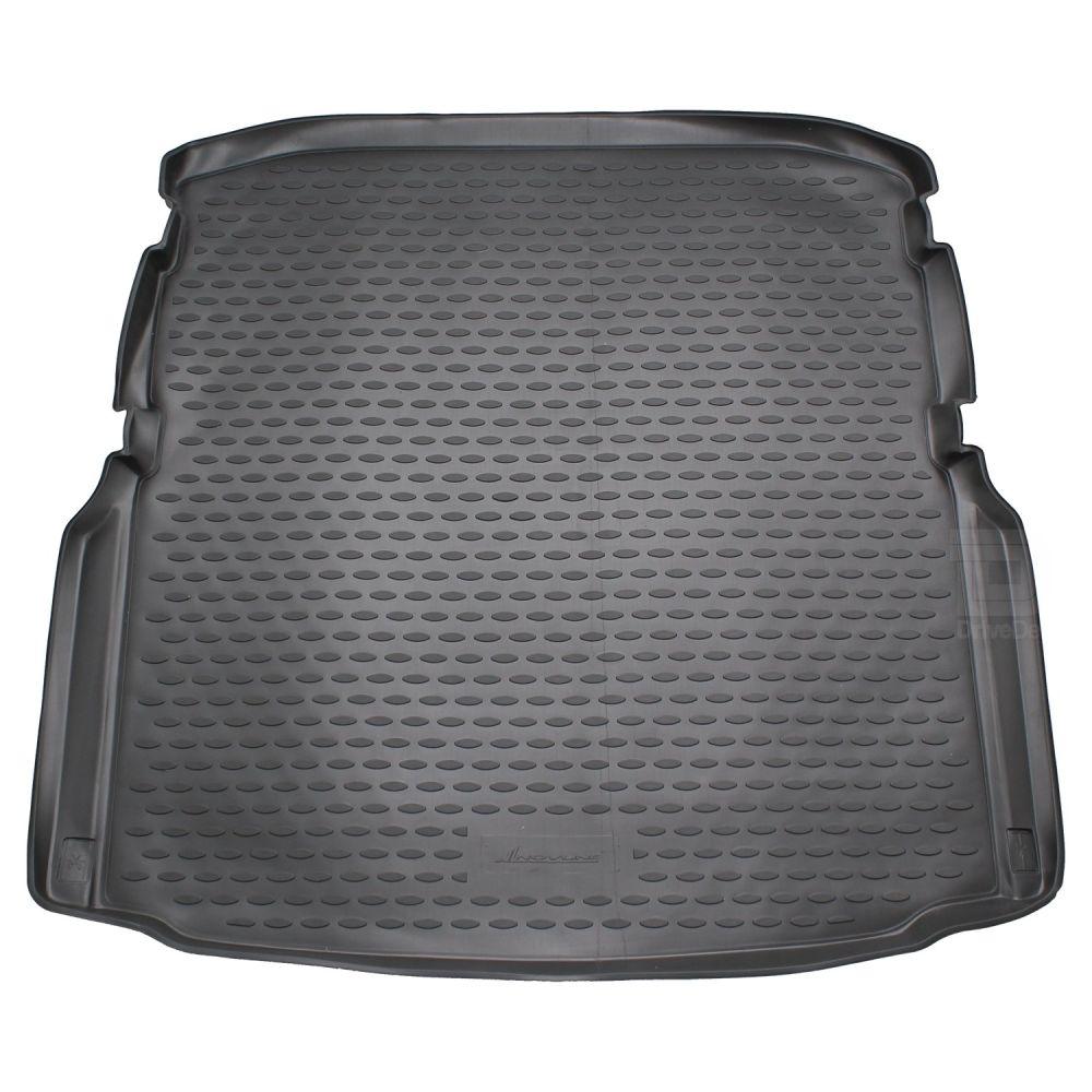 Tailored Black Boot Liner to fit Skoda Octavia Hatchback Mk.3 2013 - 2020