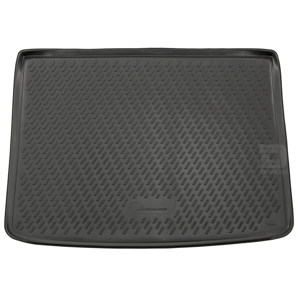 Tailored Black Boot Liner to fit Jeep Renegade 2015 - 2021 (with Raised Boot Floor)