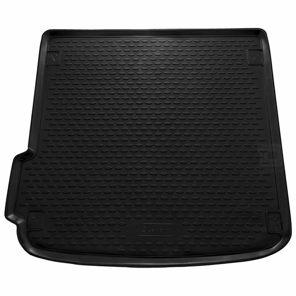 Tailored Black Boot Liner to fit Audi A4 Avant & A4 Allroad (B9) 2016 - 2021