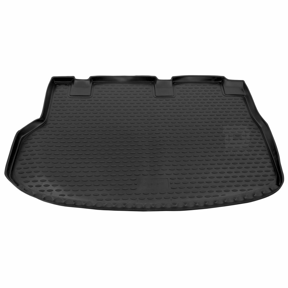 Tailored Black Boot Liner to fit Hyundai i800 2008 - 2021