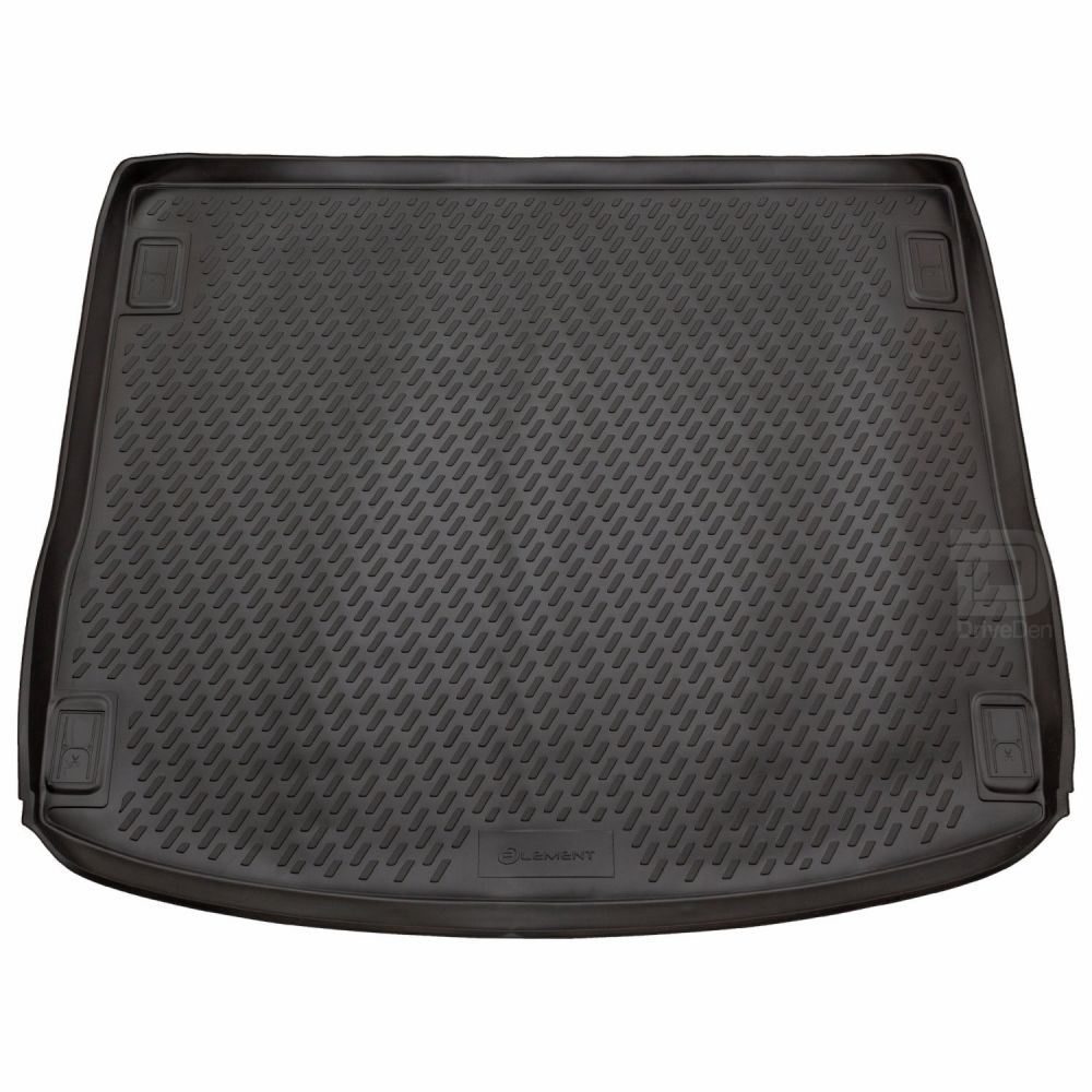 Tailored Black Boot Liner to fit Ford Focus Estate Mk.3 2011 - 2018