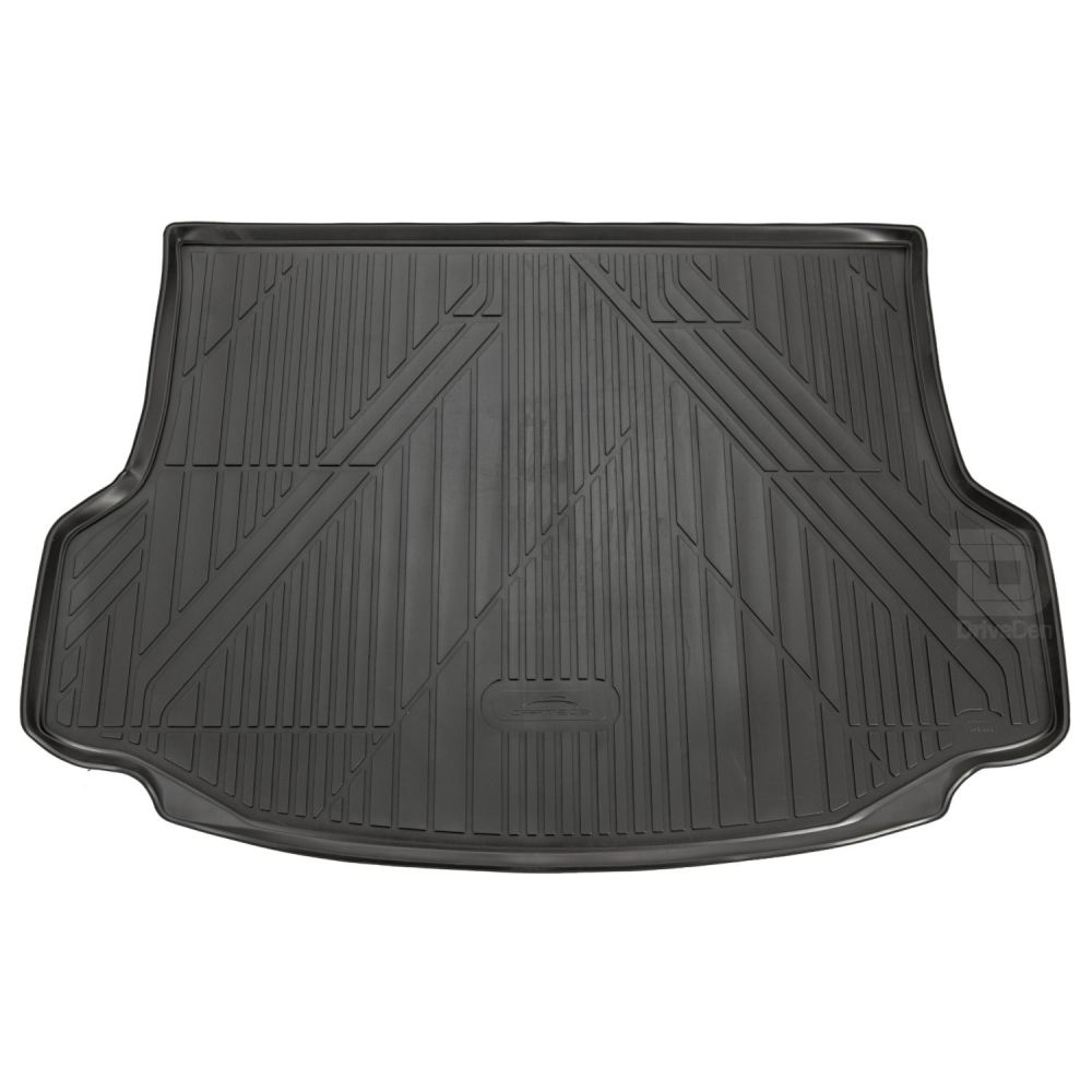 Tailored Black Boot Liner to fit Toyota RAV4 Mk.4 2013 - 2018 (with Space Saver Spare Wheel)