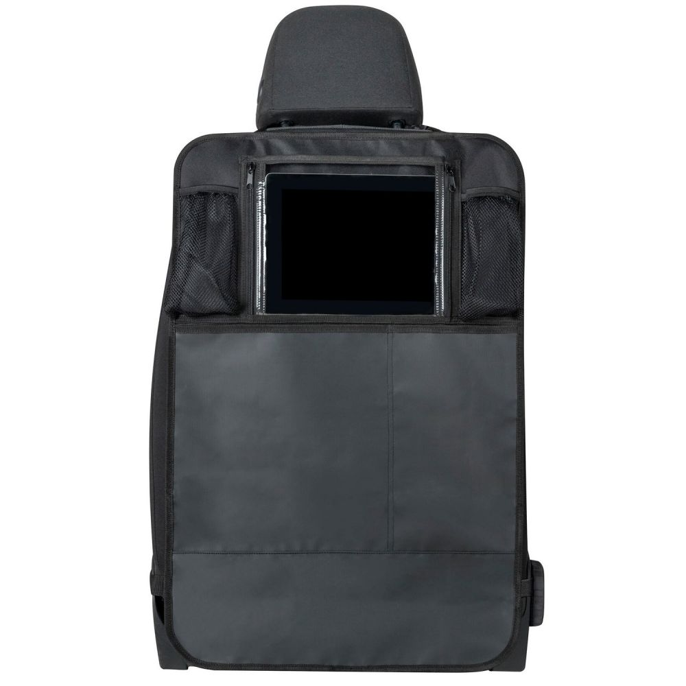 Premium Seat Back Protector with Tablet Holder