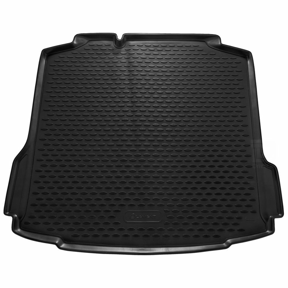 Tailored Black Boot Liner to fit Skoda Rapid (Facelift) 2017 - 2018