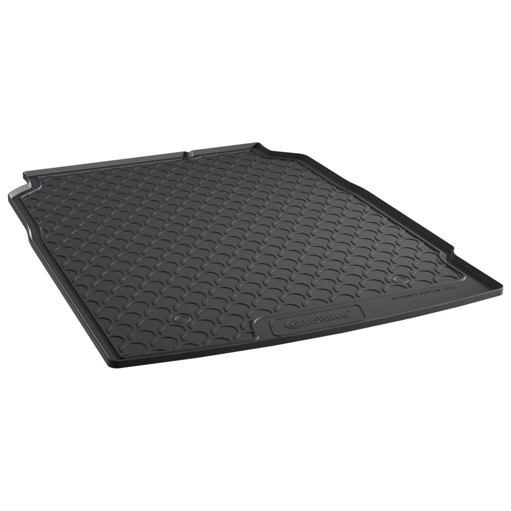 Tailored Black Boot Liner to fit BMW 5 Series Saloon (F10) 2010 - 2016