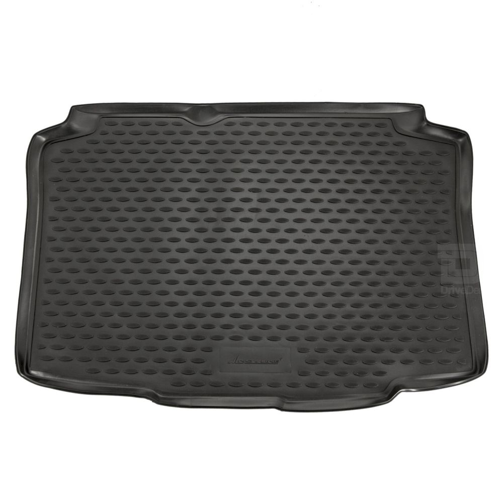 Tailored Black Boot Liner to fit Seat Ibiza Hatchback (5 Door) Mk.4 2008 - 2017