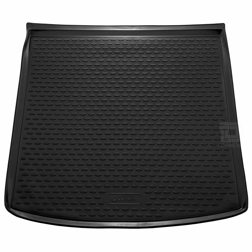 Tailored Black Boot Liner to fit Skoda Kodiaq 2017 - 2021 (5 Seater Models with Raised Boot Floor)