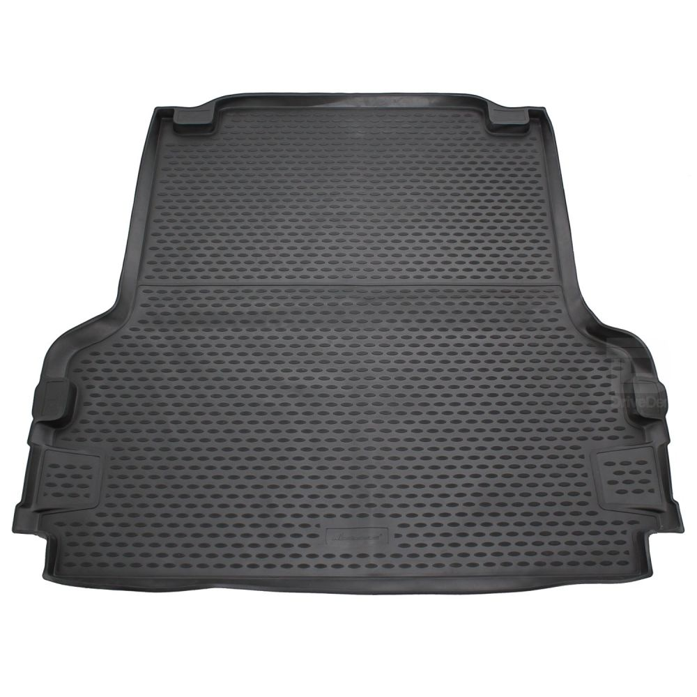 Tailored Black Boot Liner to fit Volkswagen Amarok (Double Cab) 2011 - 2020