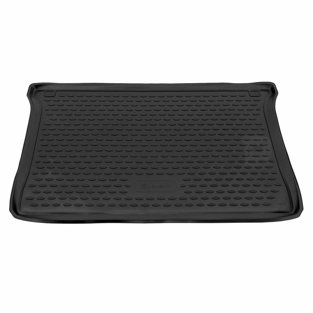 Tailored Black Boot Liner to fit BMW i3 2014 - 2021