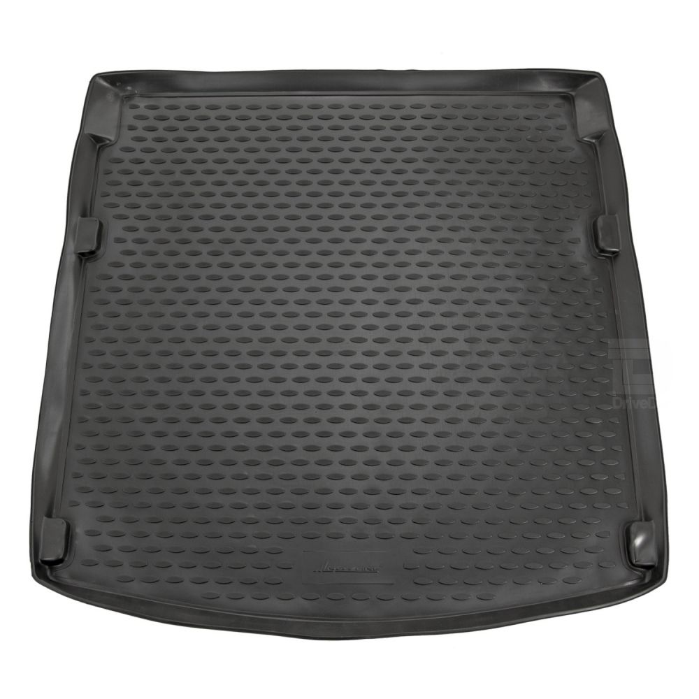 Tailored Black Boot Liner to fit Audi A5 Coupe (B8) 2007 - 2016