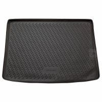 Tailored Black Boot Liner to fit Fiat 500X 2015 - 2021
