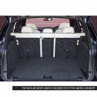 Tailored Black Boot Liner to fit BMW X5 (E70) 2007 - 2013