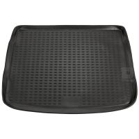 Tailored Black Boot Liner to fit Volkswagen Golf Hatchback Mk.5 2004 - 2009 (with Full Size Spare Wheel)