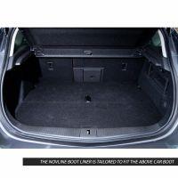 Tailored Black Boot Liner to fit Vauxhall Astra Hatchback (J) Mk.6 2010 - 2015