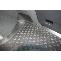 Tailored Black Boot Liner to fit Lexus CT 200h 2011 - 2020 (without Subwoofer in Boot)