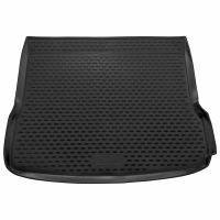Tailored Black Boot Liner to fit Audi Q5 (B8) (Excl. Hybrid) 2008 - 2017