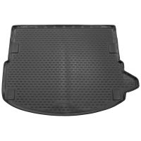 Tailored Black Boot Liner to fit Land Rover Discovery Sport 2014 - 2021 (without Adaptive Mounting System)