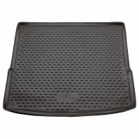 Tailored Black Boot Liner to fit BMW X1 (F48) 2015 - 2021 (with Non-Sliding, Fixed Rear Seat Only)
