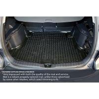 Tailored Black Boot Liner to fit Honda CR-V Mk.3 2007 - 2012