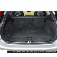 Tailored Black Boot Liner to fit Volvo XC60 Mk.1 2008 - 2017
