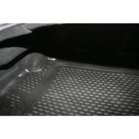 Tailored Black Boot Liner to fit Jaguar XF Saloon 2007 - 2015