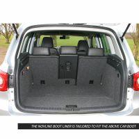 Tailored Black Boot Liner to fit Volkswagen Tiguan Mk.1 2007 - 2016