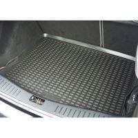 Tailored Black Boot Liner to fit Ford Focus Hatchback Mk.2 2005 - 2011