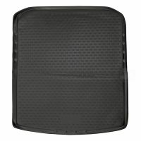 Tailored Black Boot Liner to fit Skoda Superb Estate Mk.3 2015 - 2021 (without Variable Boot Floor)