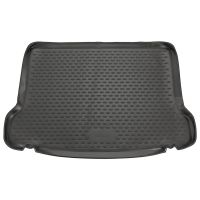 Tailored Black Boot Liner to fit Mercedes GLA (X156) 2014 - 2019