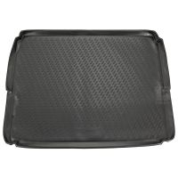 Tailored Black Boot Liner to fit Peugeot 3008 Mk.1 2009 - 2016 (with Lowered Boot Floor)