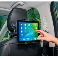 Car Headrest Tablet Holder