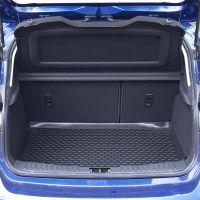 Tailored Black Boot Liner to fit Ford Focus Hatchback Mk.3 2011 - 2018