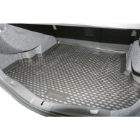 Tailored Black Boot Liner to fit Ford Mondeo Saloon Mk.5 2014 - 2021