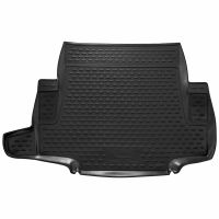Tailored Black Boot Liner to fit BMW 1 Series (5 Door) (E87) 2004 - 2011