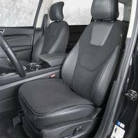12v Heated Black Car Seat Cushion