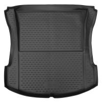 Tailored Black Boot Liner to fit Tesla Model 3 2019 - 2021 (with Lowered Boot Floor)