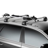ProRide 598 Roof Mount Bike Carrier - Silver