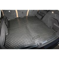 Tailored Black Boot Liner to fit Volvo XC90 Mk.2 2015 - 2021 (Long Mat)
