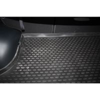 Tailored Black Boot Liner to fit Kia Sportage Mk.3 2010 - 2016